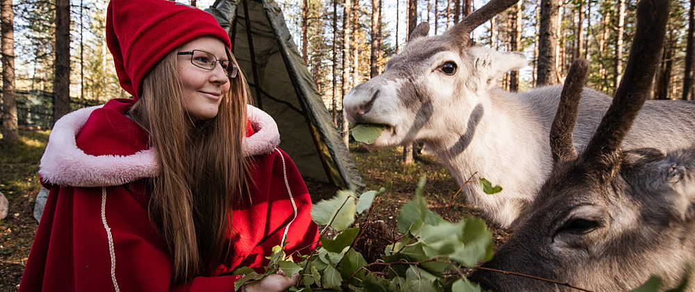 Tallitontun piha elfs farm yard santa claus village rovaniemi photo by all about lapland 13