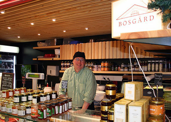 Bosgård – local foods, organic flavours and  natural beauty and culture in rural Uusimaa