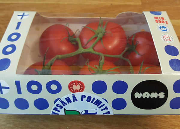 Sustainable tomatoes from a circular economy