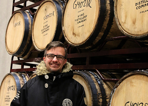 Whisky distillery takes leap of faith towards the future: Kyrö Distillery investment to triple production