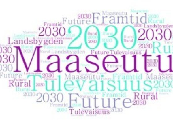 Future-oriented work of Maaseutu2030 invites to a journey in time
